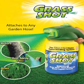 Grass-Shot-Refill-Kit As Seen On TV