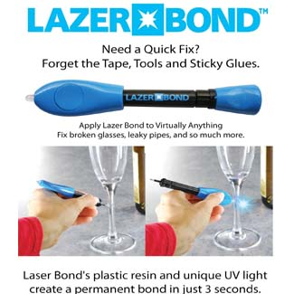 Lazer-Bond As Seen On TV