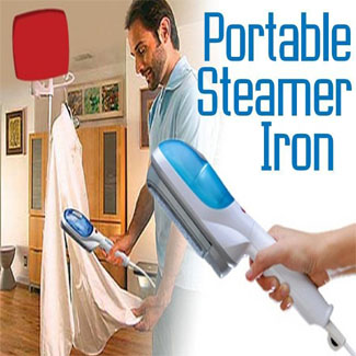PORTABLE STEAM IRON As Seen On TV